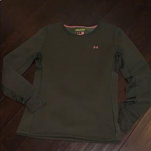 UNDER ARMOUR LONG SLEEVE Scent Control Sweatshirt